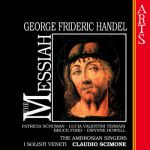 Claudio Scimone, I Solisti Veneti, Bruce Ford, Lucia Valentini Terrani, The Ambrosian Singers- George Frederic Handel : The Messiah - Double album