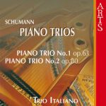 Trio Italiano- Robert Schumann : Piano Trios Vol.1