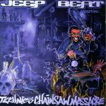 Jeep Beat Collective- Technics Chainsaw Massacre - Double album